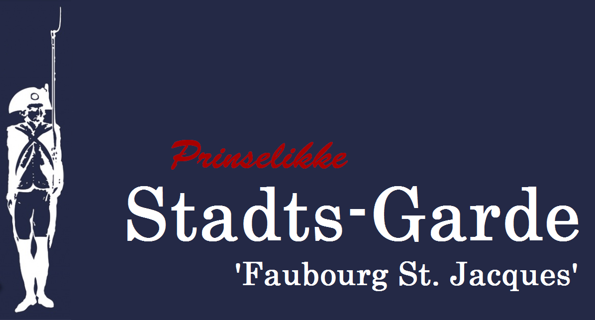 Stadts-Garde Faubourg St. Jacques