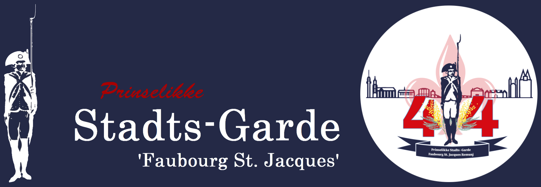 Prinselikke Stadts-Garde Faubourg St. Jacques